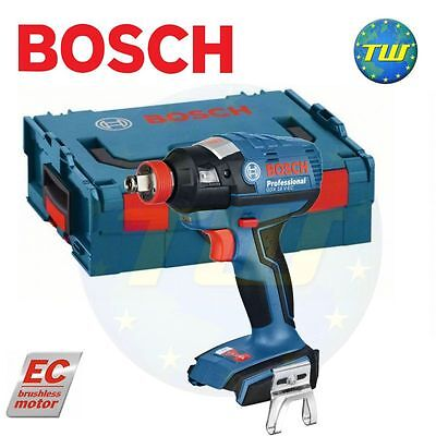 Bosch GDX18V-ECN BRUSHLESS 18V 2-in-1 Impact Driver / Wrench Body Only + LBoxx S