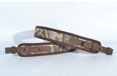 New Camo Shotgun Rifle Sling Strap Waterproof - Duck Hunting camouflage
