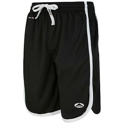 Basketball Shorts / black/White FREE P & P - priced to clear