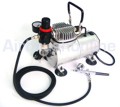Airbrush Compressor Kit (AS18-2K)
