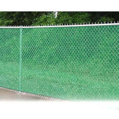 3M X 50M Green Windbreak Shade Netting Greenhouse Garden Fence Knitted Fabric