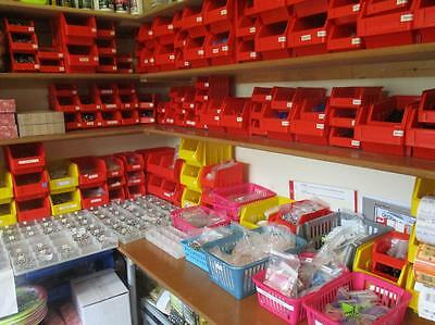 Massive amount of stock for sale, closing down business Body jewellery wholesale