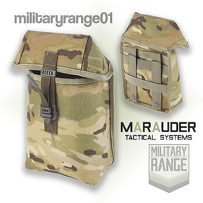 Marauder Rations Pouch - MOLLE - British Army MTP Multicam - UK Made