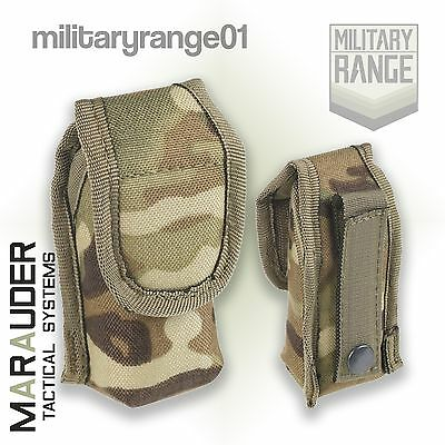 Marauder Micro Coms Pouch - MOLLE - British Army MTP Multicam - UK Made