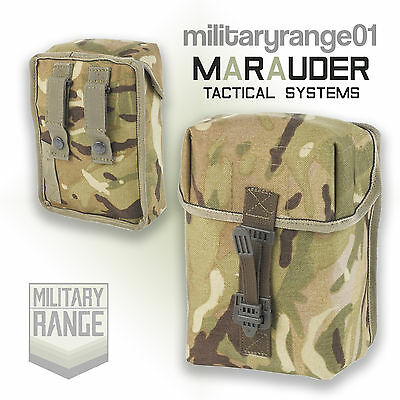 Marauder Rations Military Pouch - PLCE - British Army MTP Multicam - UK Made