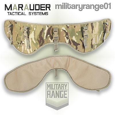 Marauder Military PLCE Hip Pad - Hippo Pad - British Army MTP Multicam - UK Made