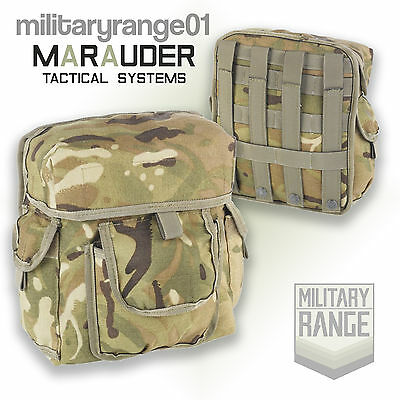 Marauder Military Commanders Admin Pouch - MOLLE - British Army MTP Multicam
