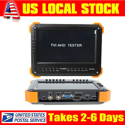 "HD LCD 7"" Display screen 12V-Output X41TA 5-in-1 Camera Tester 12V-Output"