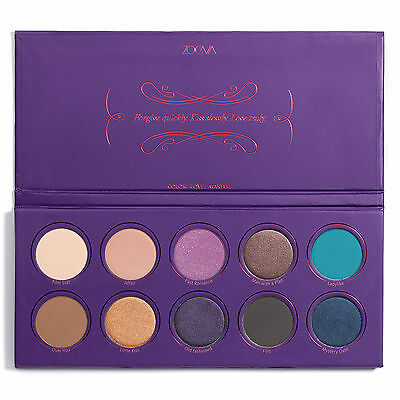 ZOEVA trousse Eyeshadow Palette Love is a Story 10 ombretti occhi