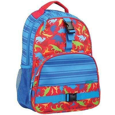 Personalized Stephen Joseph All Over Print Backpack Dinosaur