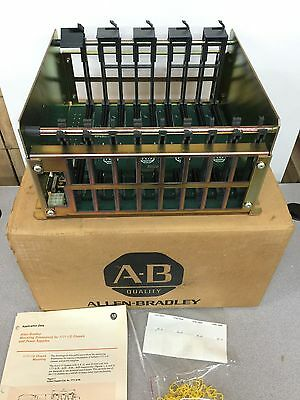New In Box Allen-Bradley Plc-5 Rack 8 Slot I/o Chassis 1771-A2B