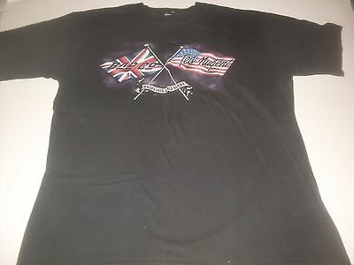 Bad Co./Ted Nugent  Tour 1996 concert tee-shirt size adult XL