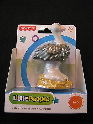 Fisher-Price Little People Ostrich Zoo Animal