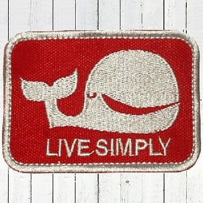 The Expendables Replica Hat Live Simply Whale Logo Embroidered Patch Stallone