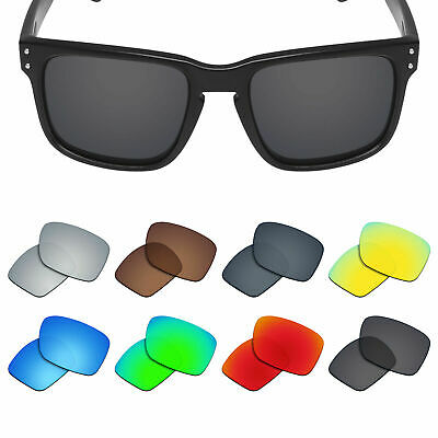 POLARIZED Replacement Lenses for-OAKLEY Holbrook Sunglasses - Multiple Options