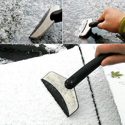 Portable Ice Shovel Window Cleaning Tool Car Windshield Snow Scraper Removal