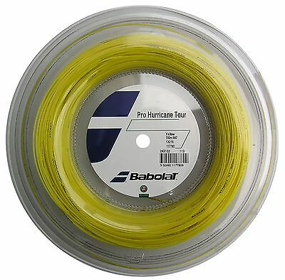 Babolat Pro Hurricane Tour 1.25 mm/17 G - 200m reel - Tennis String