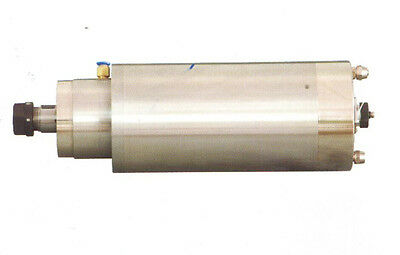 11HP 8KW ER32 6000-15000rpm water cooling Permanent Power Electric Spindle Motor