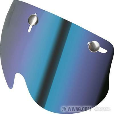 Pantalla Shorty Pantalla Espejo para casco JET SHORTY Fixed Mirror Visor BANDIT