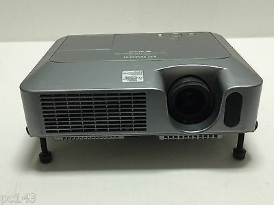 Hitachi Ed-X8250 3Lcd Multimedia Projector Used 573 Lamp Hours | Ref:539