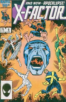 X-FACTOR #6 - Marvel Comics