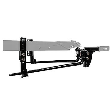 Reese Pro Series 49903 Round Bar Weight Distribution Hitch 1000lb w/Sway Control