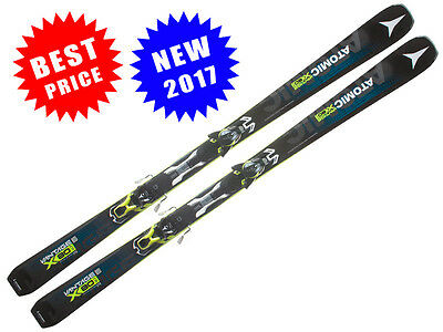Skis Atomic VANTAGE X 80 CTI +bindings XT 12 2017 New Winter Season Model GLS