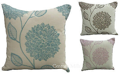 "Layla Reversible Cushions/Sofa Covers 18""x 18"" In A Lovely Quality Chenille"