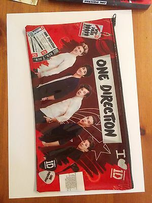 One Direction Large Toiletries Cosmetic Gift Bag