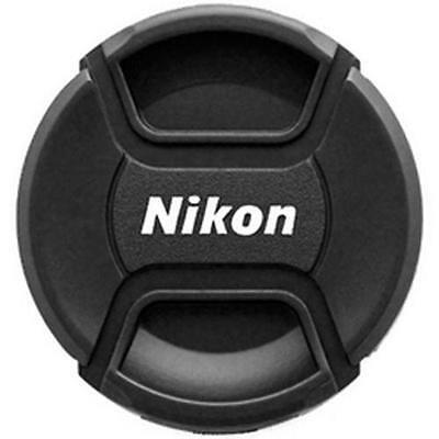 Nikon 77mm Snap-On Front Lens Cap LC-77 (Genuine Nikon UK Stock)