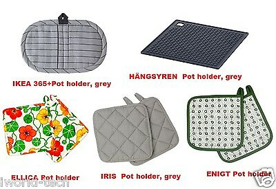 IKEA Pot Holder/Glove different design and colours