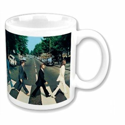 The Beatles Crossing Abbey Road Boxed Coffee Gift Mug Album Cover Image Official