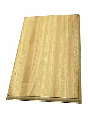 Wooden Cutting Board Chopping Board Chef Board Large Thick 46cm x 32cm x 3cm