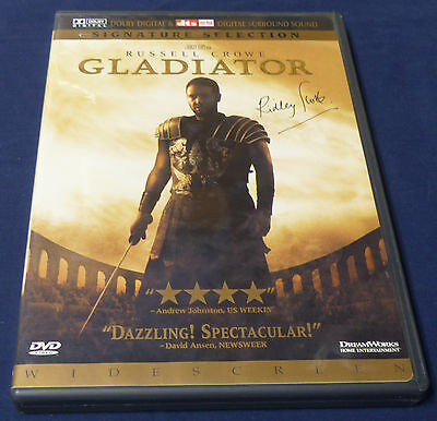 Gladiator Signature Selection (Two-Disc Collector's Edition)  Widescreen DVD