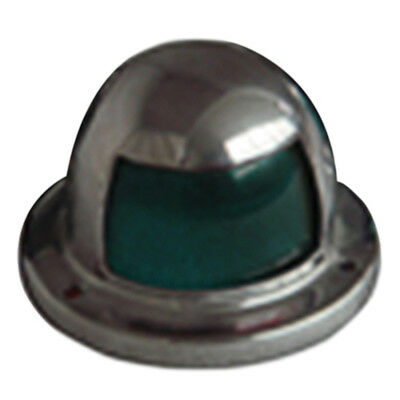 Yacht Signal Light Red Green Aqua Metals Green Color