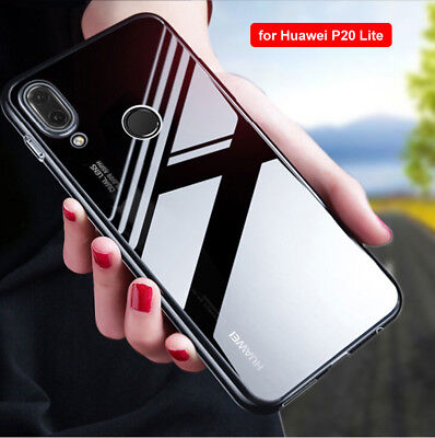 For Huawei P20 Lite Case Silicone Shockproof Soft Clear Slim TPU Back Cover
