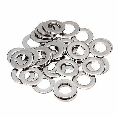 Profession A2 Stainless Steel Form A Flat Washers To Fit Metric Bolts & Screws