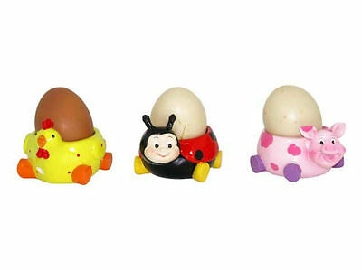Cute Farm Baby Shower Beauty Animal Pigs Pink Egg Cup - Brand New Gift Idea!