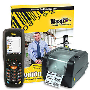 Wasp, Inventory Control Rf Pro With Dt90 And Wpl305
