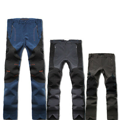 Men's Outdoor Hiking Hunting Training Trousers Riding Quick-Dry Windproof Pants