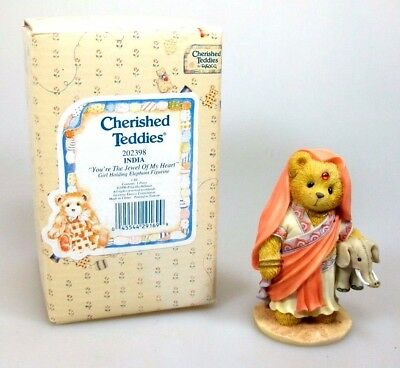 Cherished Teddies INDIA You´re The Jewel Of My Heart 202398