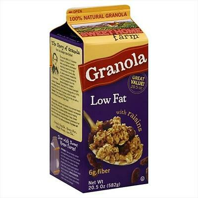 Granola Low Fat -Pack of 8