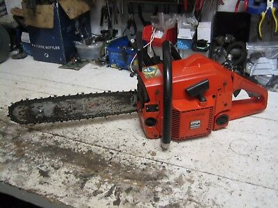 Husqvar 254 Petrol Chainsaw ,totally Refurbished By Seller