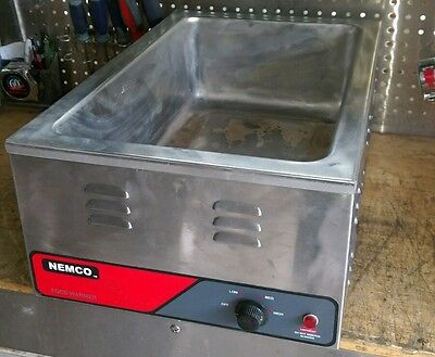 Nemco Full Size Countertop Food Warmer / Cooker Model# 6055A