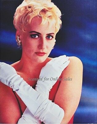 Virginia Madsen Sexy Sultry Blonde 8x10 Photo