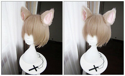 Re:Life in a different world from zero Felix Argyle Cosplay Costume Party Wig