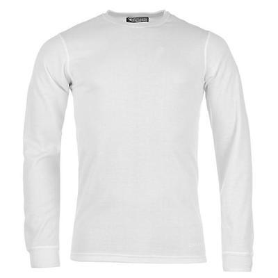 Unisex Campri Base Layer Thermal Top Ski Snow Hike,WHITE, SIZE 7-8,9-10,11-12,13