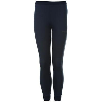 Unisex Campri Base Layer Thermal Pants Ski Snow Hike, NAVY, SIZE 7-8