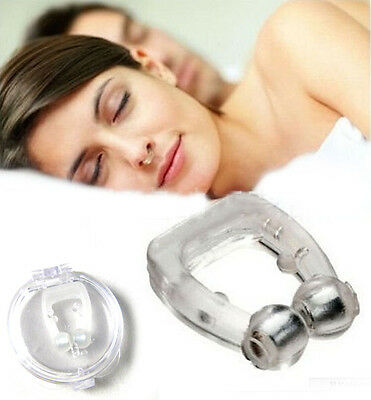 Easy Stop Snoring Anti Snore Mouthpiece Apnea Guard Bruxism Tray Sleeping Aid