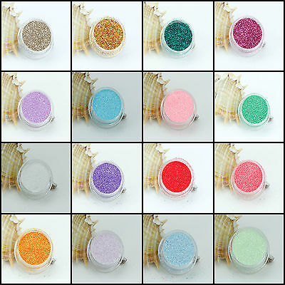 Cosmetic Glitter Dust Pots Face Eyes Body Nails Festival Dance Make Up Tattoo
